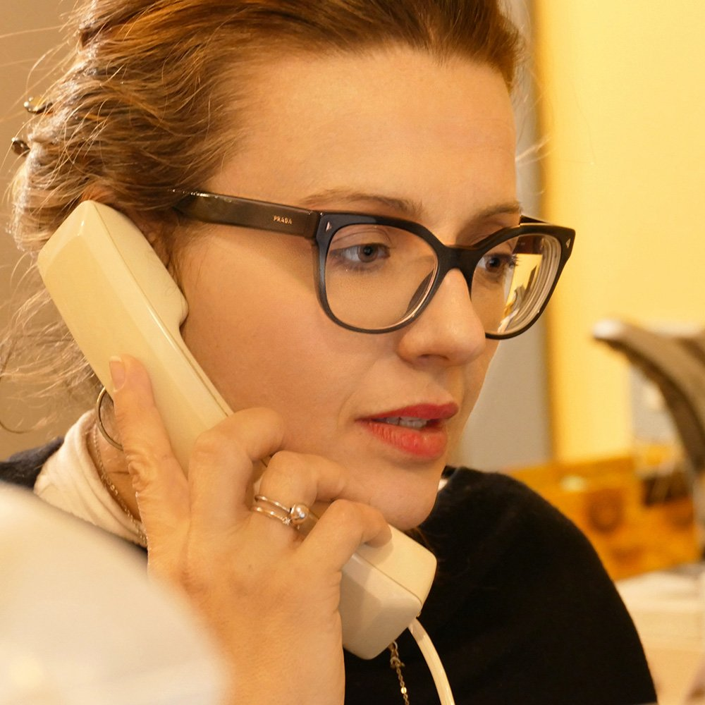 Francesca Seguini segreteria studio legale lavizzari lavlex