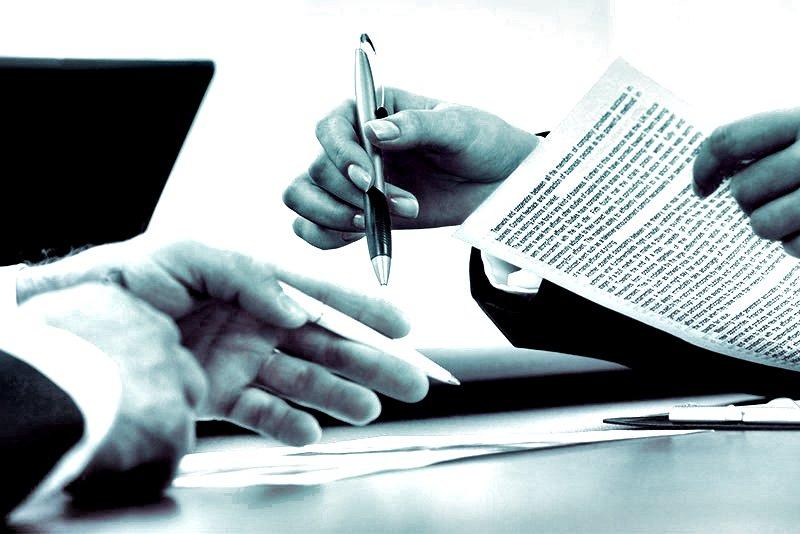 prova per testimoni del contratto