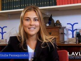 avvocato giulia passaquindici video distacco lavoratore